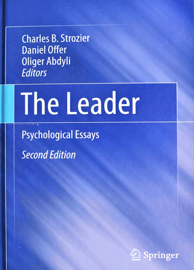 The Leader cover art